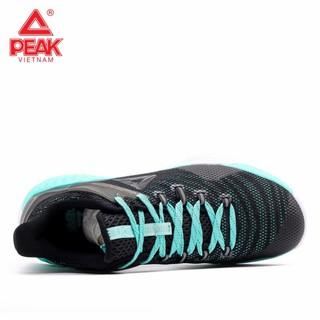 Bảo hành | Rẻ Nhất rồi | HOT Giày bóng rổ PEAK Basketball Ultra Light STA E92041A – Đen Xanh New 2020 New Nhẩt 2020