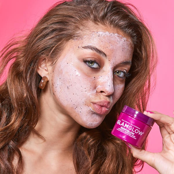 Mặt nạ GlamGlow Berry Glow Probiotic Recovery Mask Fullsize