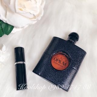 Nước hoa nữ YVes Black Opiu thumbnail