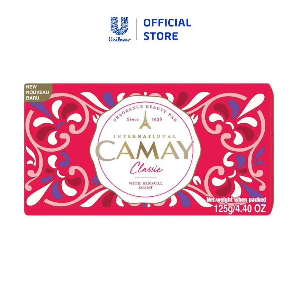 Xà bông tắm Camay Classic 125g