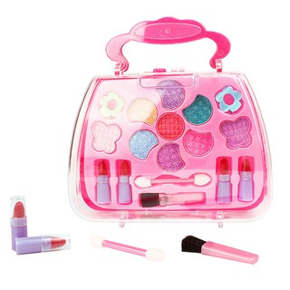 Children Girls Simulation Dressing Table Makeup Toy Cosmetics Party Performances