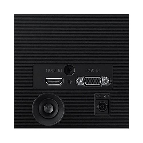 Màn hình Samsung LS22F350FHEXXV (21.5 inch/FHD/PLS/60Hz/5ms/200 nits/HDMI+DSub/FreeSync)
