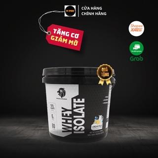 Whey isolate tăng cơ giảm mỡ bổ sung protein,ít calo,ít béo 4.41lb(2000g) - Muscleking thumbnail