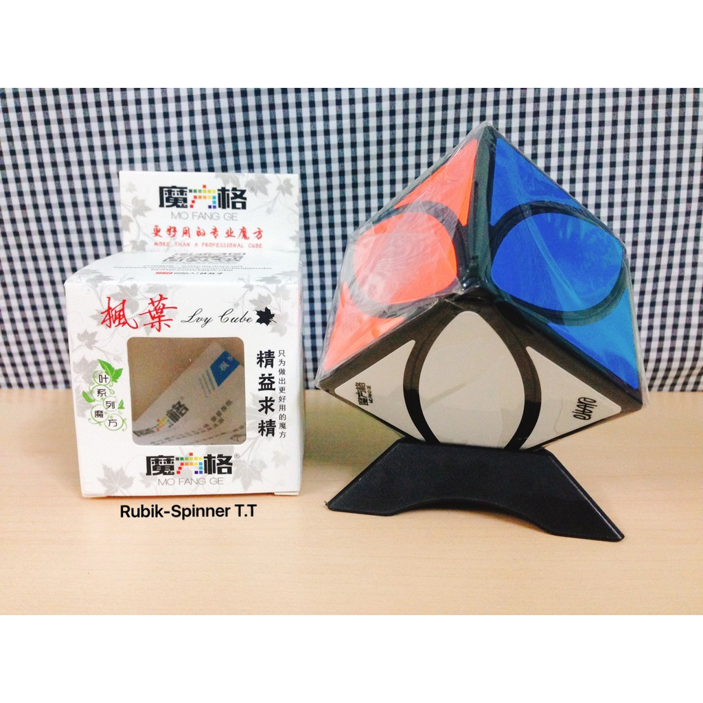 Rubik BIến Thể 6 Mặt - Qiyi Ivy Cube - 3410087 , 889373932 , 322_889373932 , 55000 , Rubik-BIen-The-6-Mat-Qiyi-Ivy-Cube-322_889373932 , shopee.vn , Rubik BIến Thể 6 Mặt - Qiyi Ivy Cube