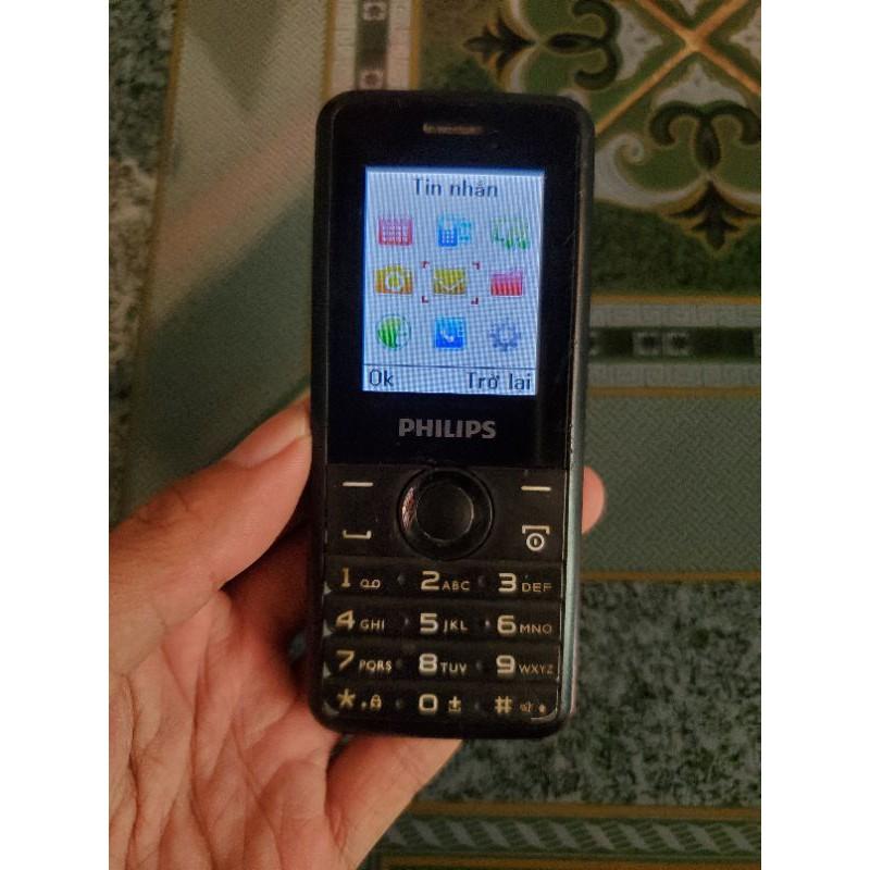 Điện thoại Philips E103 nguyên zin