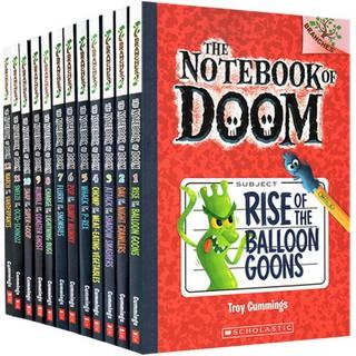 Đồ chơi – THE NOTE BOOK OF DOOM