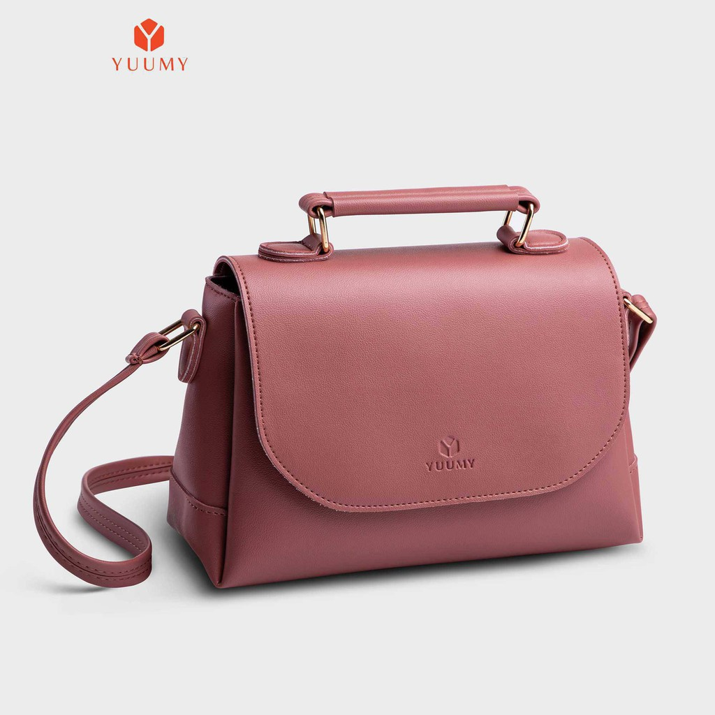 Túi đeo chéo thời trang nữ YUUMY YN48 nhiều màu