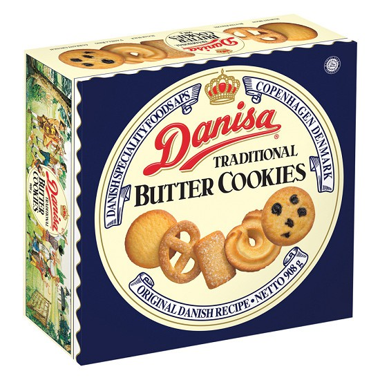 Bánh Quy Bơ Danisa (908g)