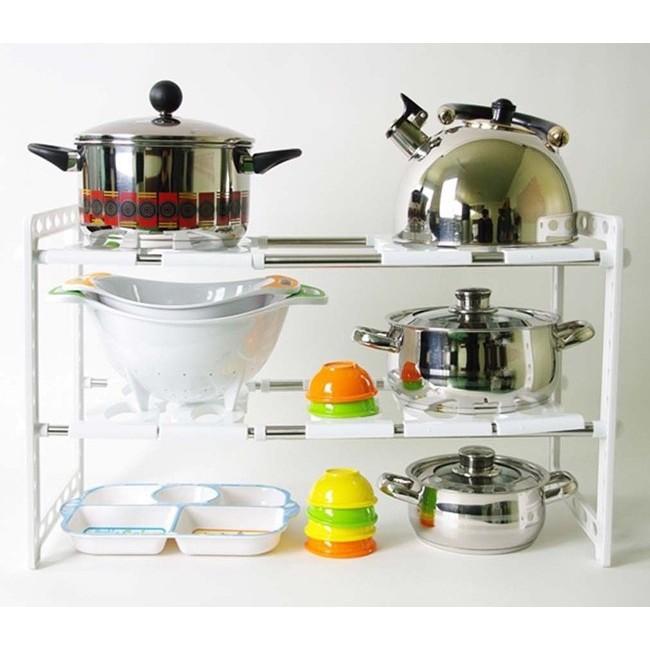 Kệ gầm bếp đa năng - 2439199 , 159748393 , 322_159748393 , 139000 , Ke-gam-bep-da-nang-322_159748393 , shopee.vn , Kệ gầm bếp đa năng