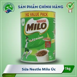 Sữa Milo Úc 1kg thumbnail