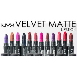 Son NYX Velvet Matte Lipstick Ouibeaute thumbnail
