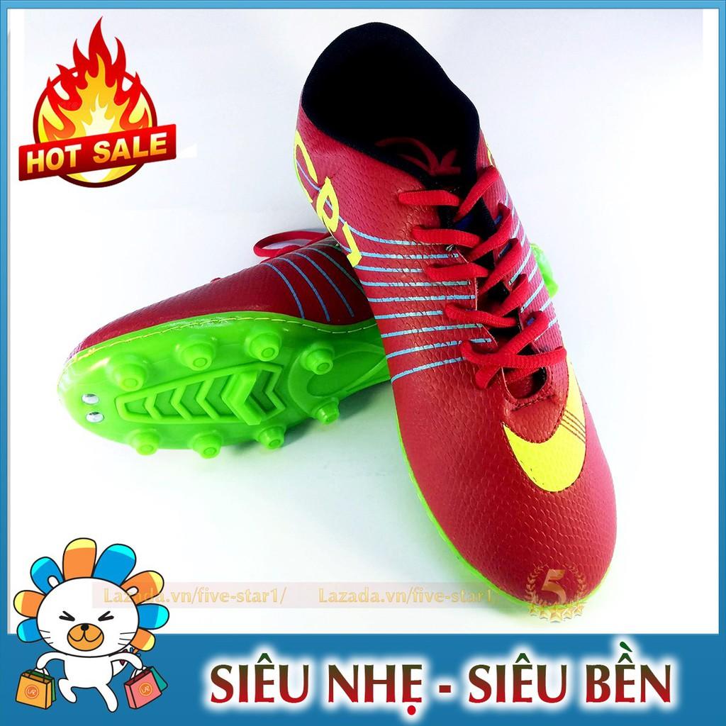 Giày đá banh thể thao Cr7 cho nam: Siêu nhẹ - Chống thấm nước - 2914000 , 1207987356 , 322_1207987356 , 210000 , Giay-da-banh-the-thao-Cr7-cho-nam-Sieu-nhe-Chong-tham-nuoc-322_1207987356 , shopee.vn , Giày đá banh thể thao Cr7 cho nam: Siêu nhẹ - Chống thấm nước