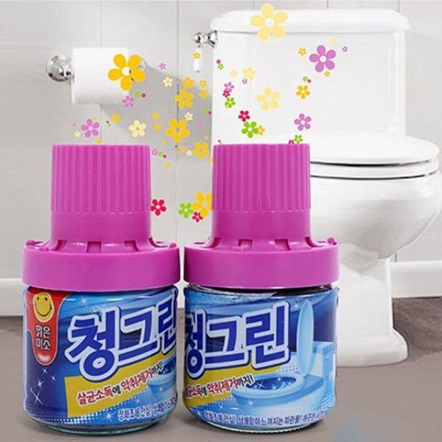 Chai tẩy bồn cầu khử mùi Hàn Quốc - 14055873 , 1422800652 , 322_1422800652 , 39000 , Chai-tay-bon-cau-khu-mui-Han-Quoc-322_1422800652 , shopee.vn , Chai tẩy bồn cầu khử mùi Hàn Quốc