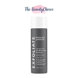 Dung dịch loại bỏ tế bào chết Paula s Choice Skin Perfecting 2% BHA Liquid Exfoliant 118mL (2010)