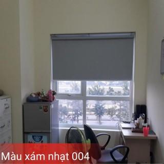 Rèm cuốn chống nắng cản sáng 100%( làm mọi kích thước) đầy đủ phụ kiện lắp đặt