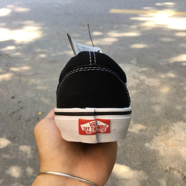 [⚡️ỉ lẻ] Giày vans đen trắng nam nữ HOT HOT Mới Nhất