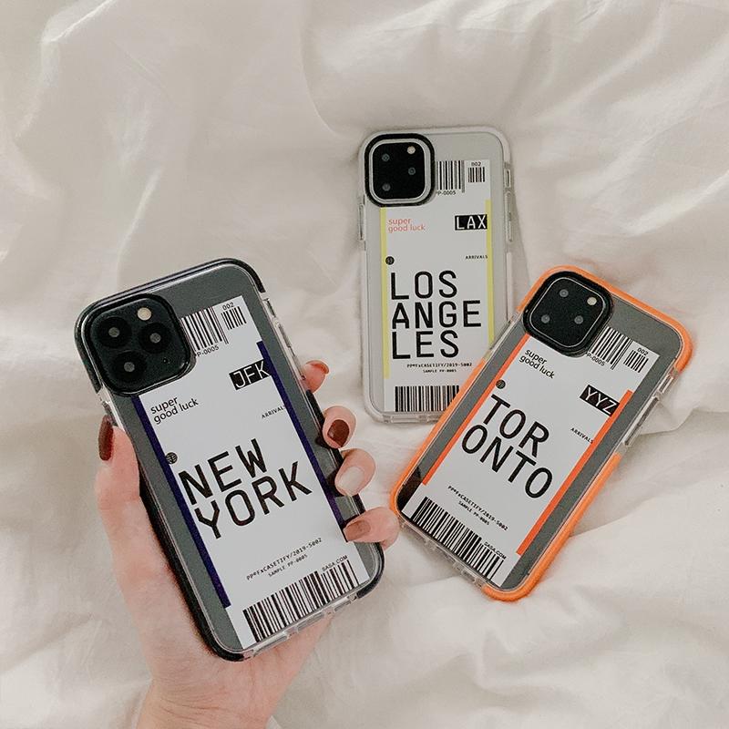 Ốp Lưng In Chữ Cá Tính Cho Iphone11 Pro Max Apple Xs8 Plus Xr 7