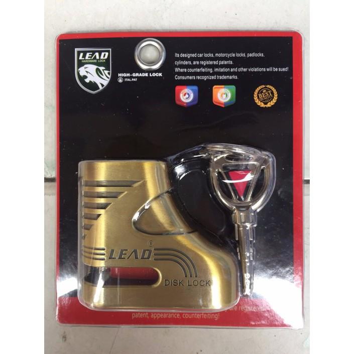 ổ khóa thắng đĩa xe máy Disk lock Giá chỉ 148.000₫