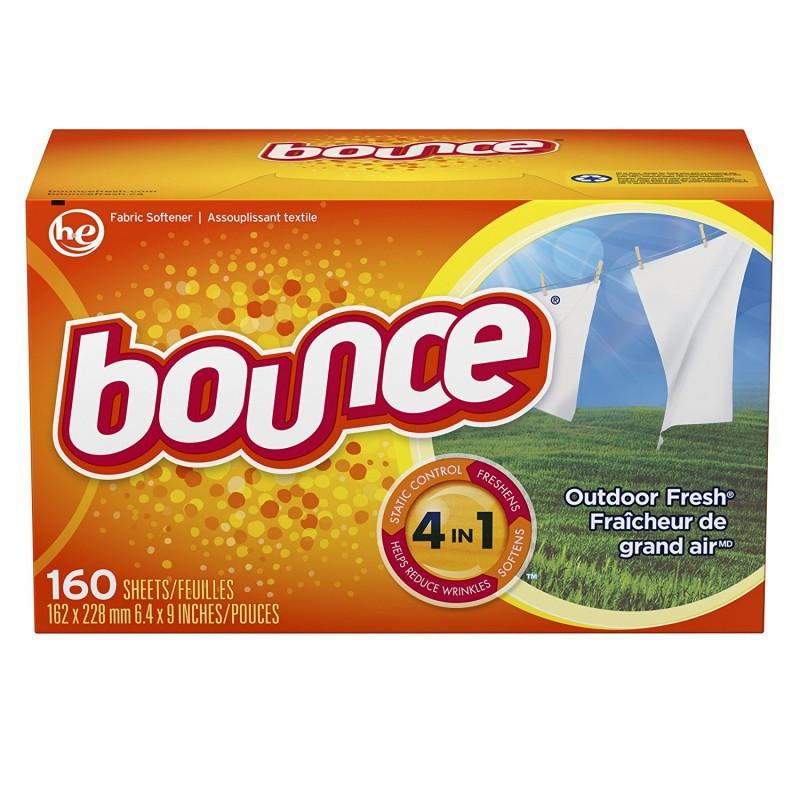 Hộp 160 tờ Giấy Thơm Bounce 4in1 Chính Hãng Nhập Mỹ - hanghot2019