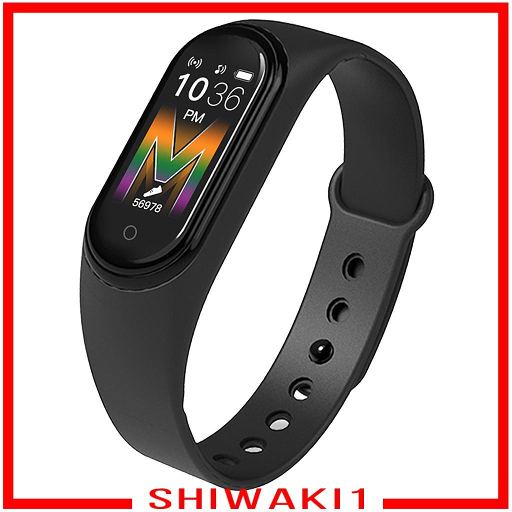 Set Đồng Hồ Đeo Tay Thông Minh Hỗ Trợ Luyện Tập Thể Thao Shiwaki1 - Đồng hồ  thông minh