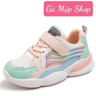 Giày thể thao bé gái phong cách Hàn Quốc (loại 1) 2020siêu mềm ,êm chân