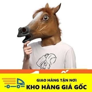 [NO 1] Đầu Giả Ngựa Gangnam (Mẫu Ngẫu Nhiên)