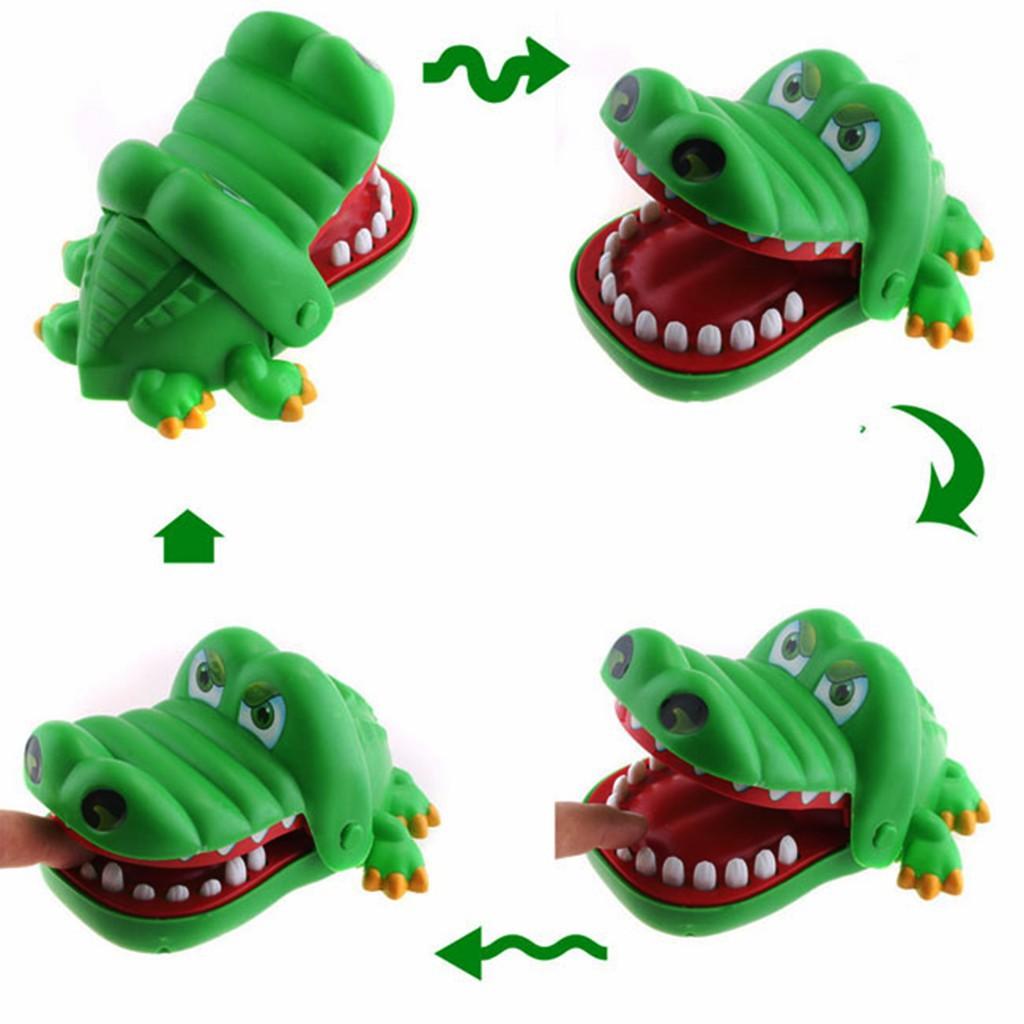 Đồ chơi khám răng cá sấu trò chơi thú vị cho bé