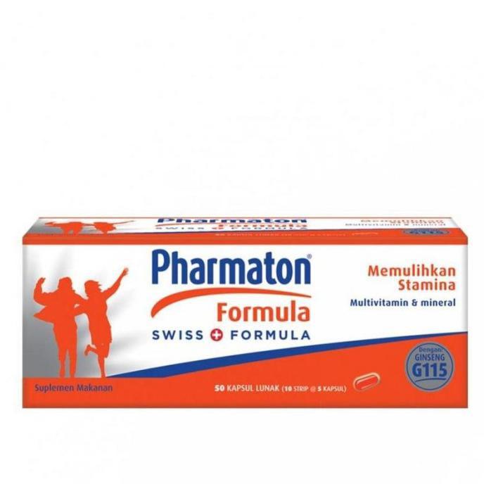 (hàng Mới Về) Kem Dưỡng Da Pharmaton Formula Contents 50