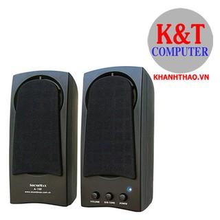 LOA SoundMax A150 (ĐEN)