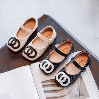 Giày Búp Bê Xinh Xắn Dành Cho Bé Gái