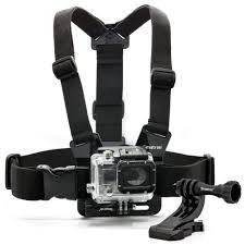 Phụ kiện hỗ trợ đeo ngực cho camera hành trình