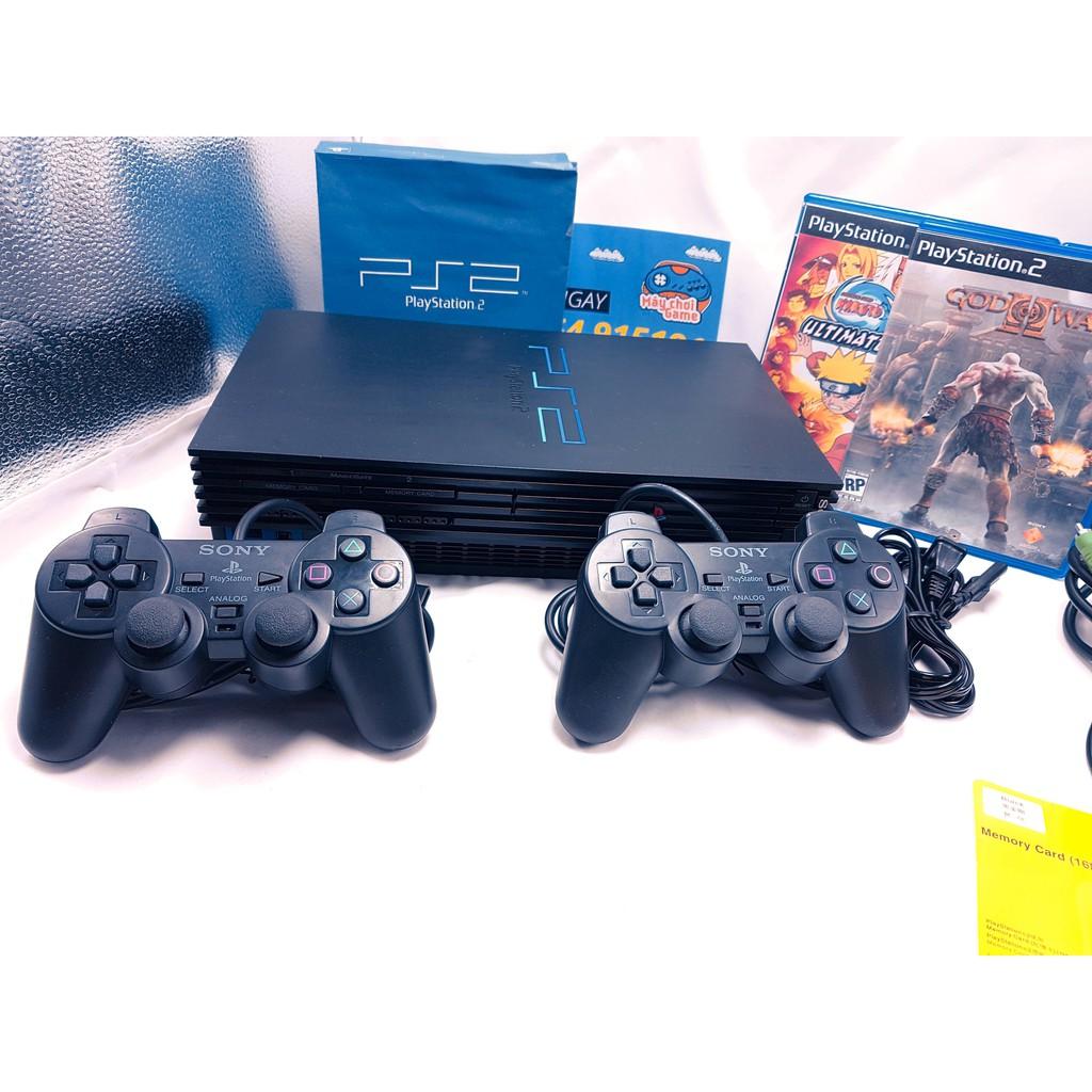 Máy PS2 nội địa Nhật chơi PS1,PS2,NES,SNES
