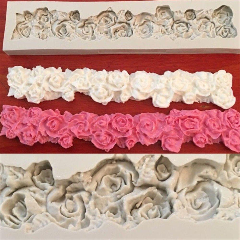 Cake Border Silicone Fondant Decor Mould - 14107015 , 2159809811 , 322_2159809811 , 73300 , Cake-Border-Silicone-Fondant-Decor-Mould-322_2159809811 , shopee.vn , Cake Border Silicone Fondant Decor Mould