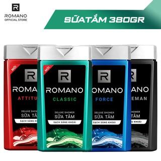 Sữa tắm cao cấp Romano (380g)