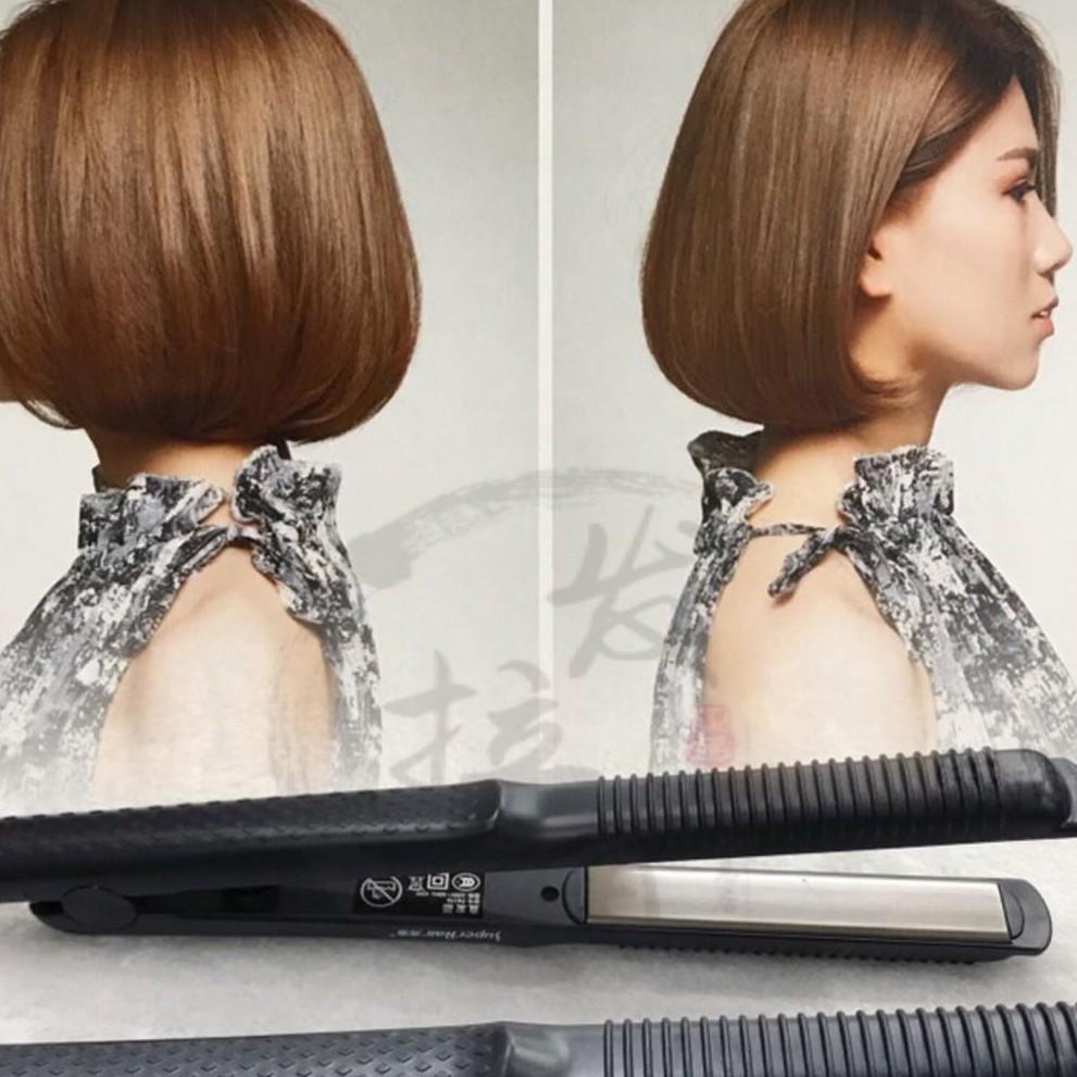 Máy là tóc mini tại nhà tiện dụng đa năng