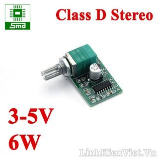 Module loa mini 2x3W PAM8403 (loại có chiết áp)