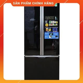 [ FREE SHIP ] Tủ lạnh Hitachi R-FWB490PGV9 (GBK) 415 lít