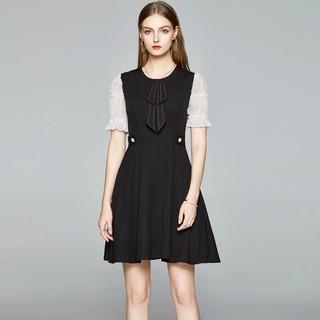 ( Có sẵn ) Đầm thanh lịch lady girl