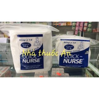 Gòn Quick nurse 25g 50g thumbnail
