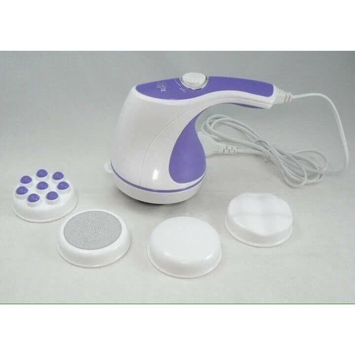 Máy masage toàn thân cầm tay Relax & Tone 5 đầu, máy massage cơ thể