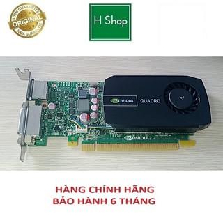 [Mã 66ELHASALE hoàn 7% đơn 500K] Card màn hình Nvidia Quadro 600 1Gb – 128bit GDDR3, chính hãng, bảo hành 6 tháng
