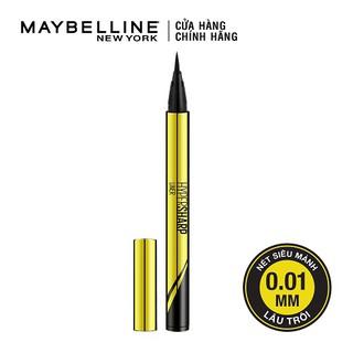 """Bút kẻ mắt nước siêu sắc mảnh không lem không trôi Maybelline New York HyperSharp Liner Đen 0.5g giá chỉ còn <strong class=""""price"""">12.900.000.000đ</strong>"""