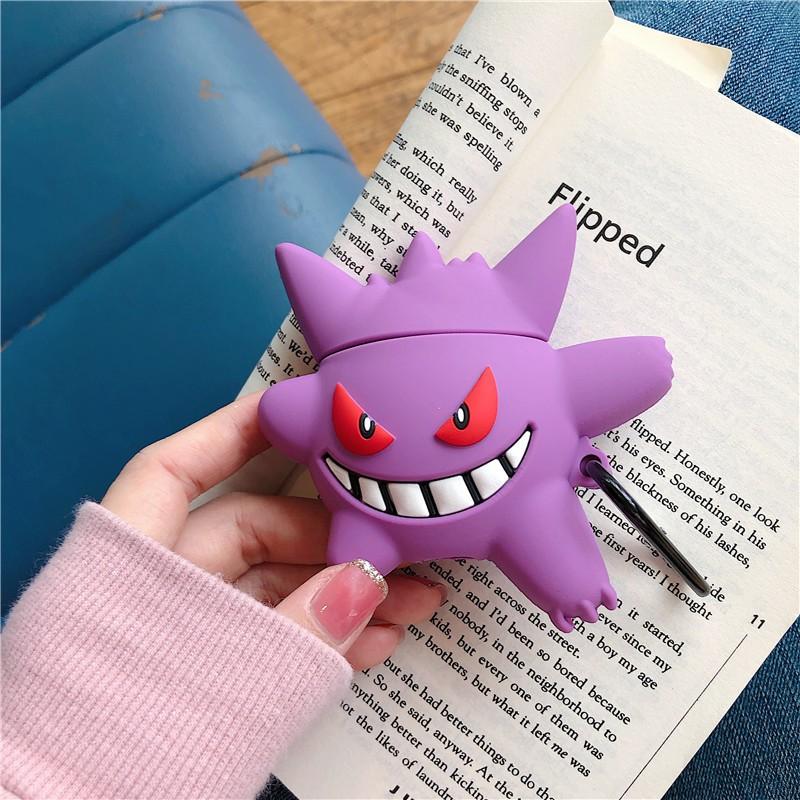 Ốp Airpods Pokémon Tím cho AirPods Pro - airpod case