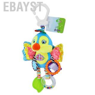 Ebayst Kids Newborn Baby Stroller Crib Cartoon Animal Hanging Plush Toy