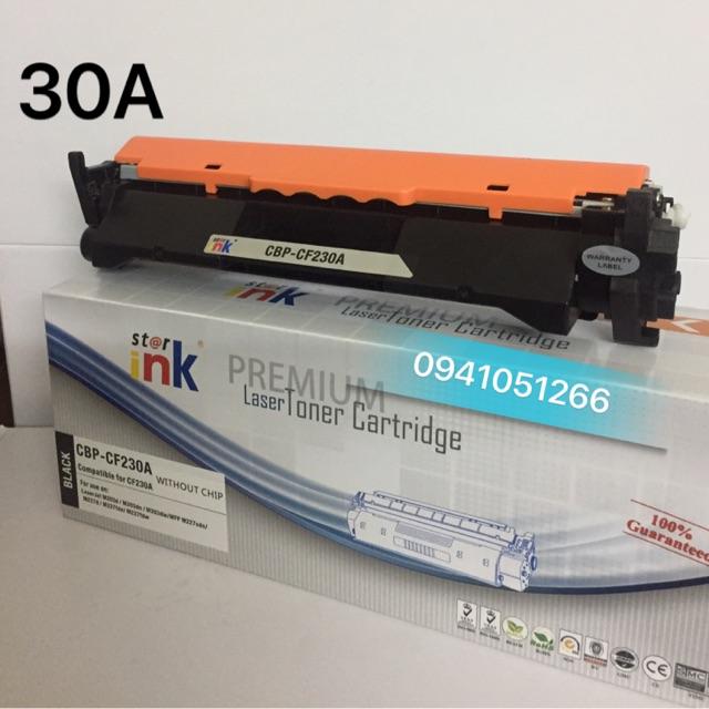 ( CÓ CHÍP- Rẻ vô địch) Hộp mực in 30A-dùng cho máy inHP M203DN/203DW/M227SDN/M227FDN/227FDW