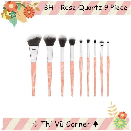 Bộ cọ BH Rose Quartz 9 cây - 2477779 , 711794601 , 322_711794601 , 550000 , Bo-co-BH-Rose-Quartz-9-cay-322_711794601 , shopee.vn , Bộ cọ BH Rose Quartz 9 cây
