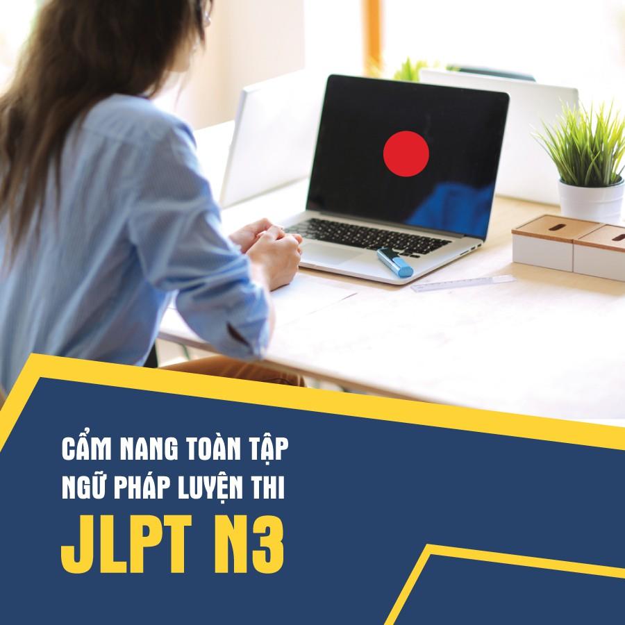 [Voucher - Khóa học Online] Cẩm nang toàn tập ngữ pháp luyện thi JLPT N3 tại Kyna.vn - 21911053 , 1349632453 , 322_1349632453 , 779000 , Voucher-Khoa-hoc-Online-Cam-nang-toan-tap-ngu-phap-luyen-thi-JLPT-N3-tai-Kyna.vn-322_1349632453 , shopee.vn , [Voucher - Khóa học Online] Cẩm nang toàn tập ngữ pháp luyện thi JLPT N3 tại Kyna.vn