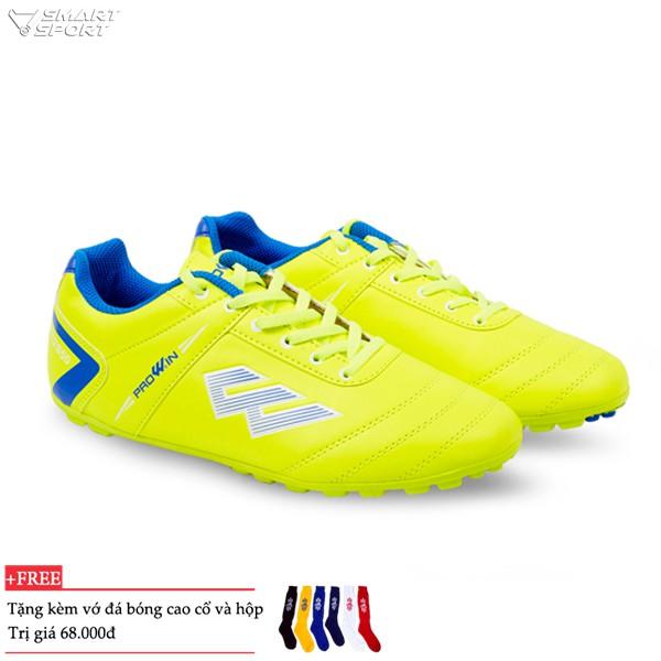 Giày đá bóng Prowin S50 chanh - nhà phân phối chính từ hãng