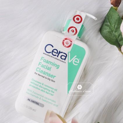 Sữa Rửa Mặt CeraVe Foaming Facial Cleanser da dầu - 2889235 , 113702902 , 322_113702902 , 399000 , Sua-Rua-Mat-CeraVe-Foaming-Facial-Cleanser-da-dau-322_113702902 , shopee.vn , Sữa Rửa Mặt CeraVe Foaming Facial Cleanser da dầu