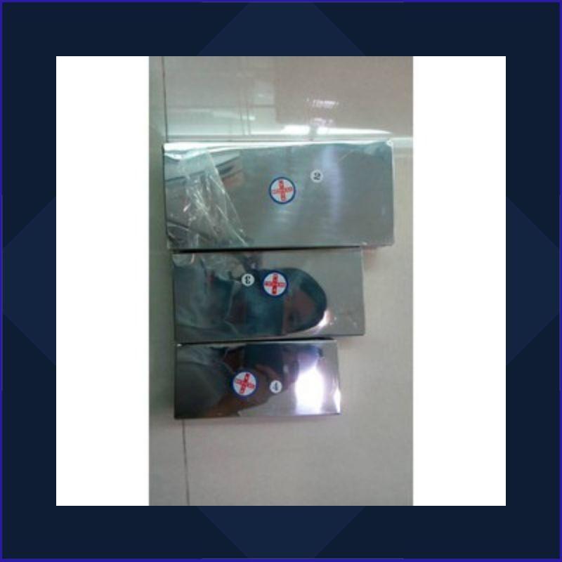 (Ưu Đãi Siêu Rẻ)Hộp chữ nhật nhỏ dụng cụ đựng y tế - 14837889 , 2334208970 , 322_2334208970 , 30750 , Uu-Dai-Sieu-ReHop-chu-nhat-nho-dung-cu-dung-y-te-322_2334208970 , shopee.vn , (Ưu Đãi Siêu Rẻ)Hộp chữ nhật nhỏ dụng cụ đựng y tế